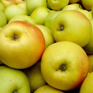 Jablka Golden Delicious