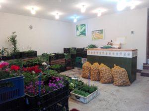 Prodejna Slezské farmy
