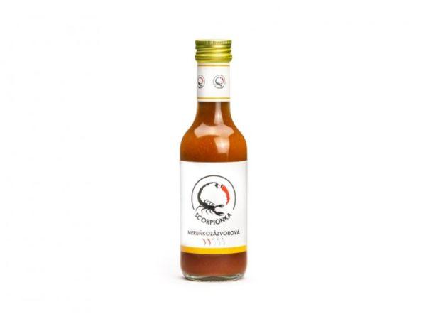 Scorpionka – Meruňkovo-zázvorová chilli omáčka