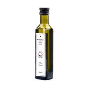 Scorpionka – Chilli konopný olej