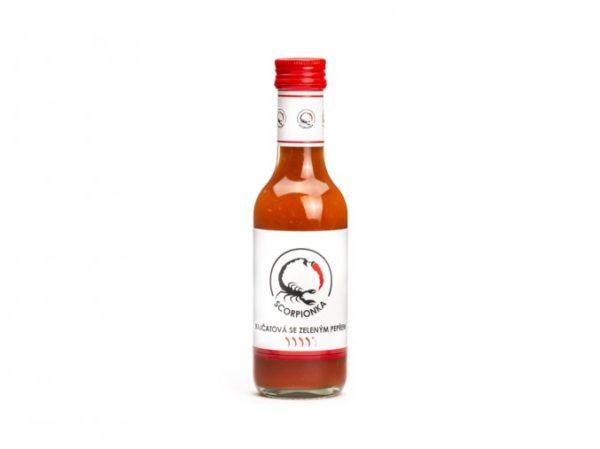 Scorpionka – Rajčatová chilli omáčka
